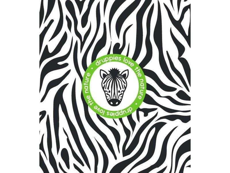 Druppies Nature Laars Kids Zebra Print Zebra Print