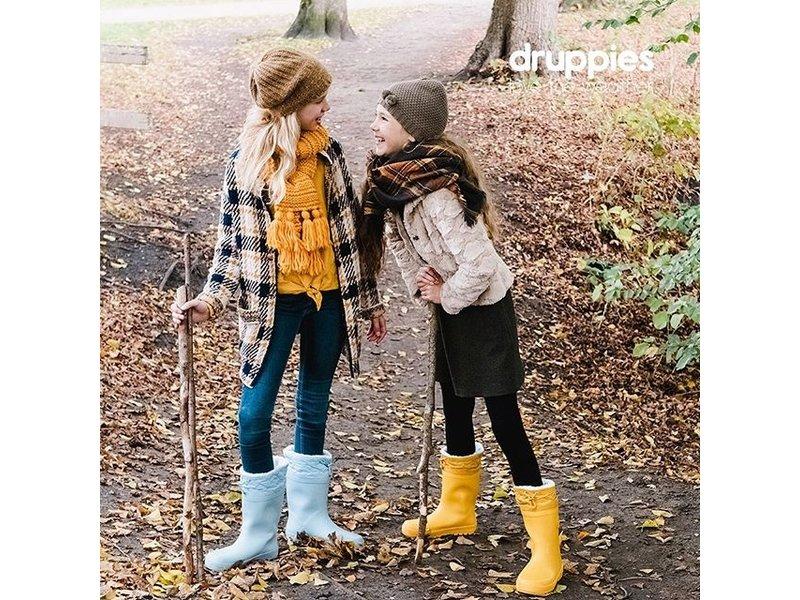 Druppies Winter Laars Dames Warmroze