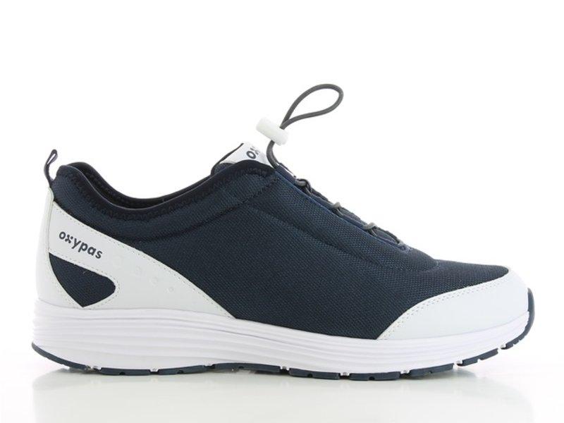 Oxypas Professional Oxypas superlichte sneaker Maud Wit