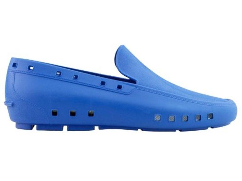 Wock medische schoen heren moc midden blauw 6626