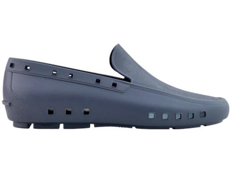 Wock medische schoen heren moc marineblauw 6626
