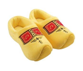 Nijhuis pantoffel klompentraditioneel geel