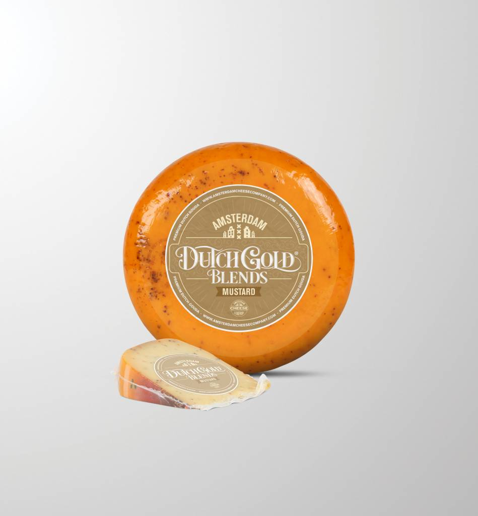 Dutch Gold Blends - Mustard