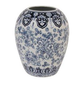 Big Delft Blue Vase