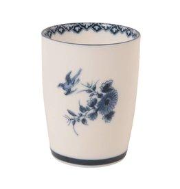 Delftware mugs (set of 2)