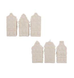 Canal ornaments (set of 6) - Copy