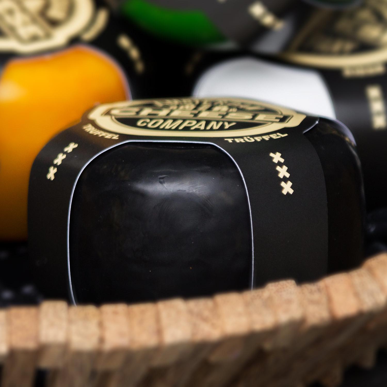 Baby Gouda Truffle Cheese