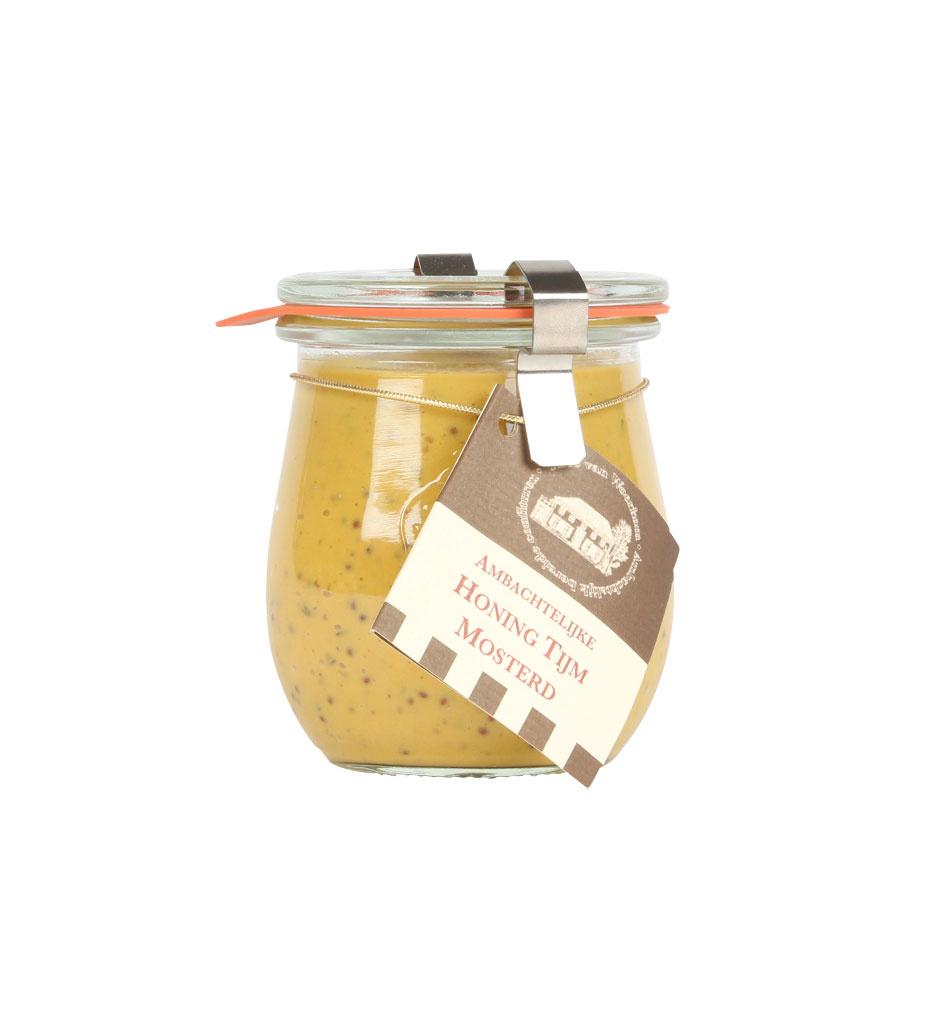 Honey Thyme Mustard