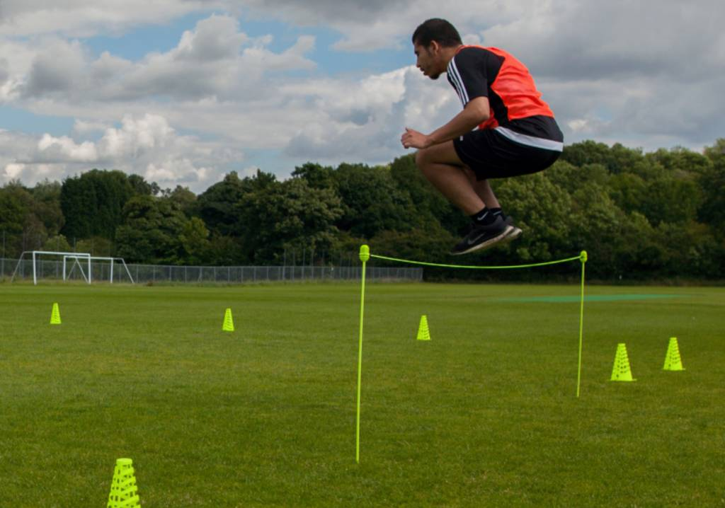 Taktisport Trainingsset Pro snelheid en coordinatie