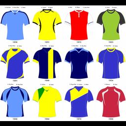 Taktisport Sublimation équipe vêtements 15x - Copy