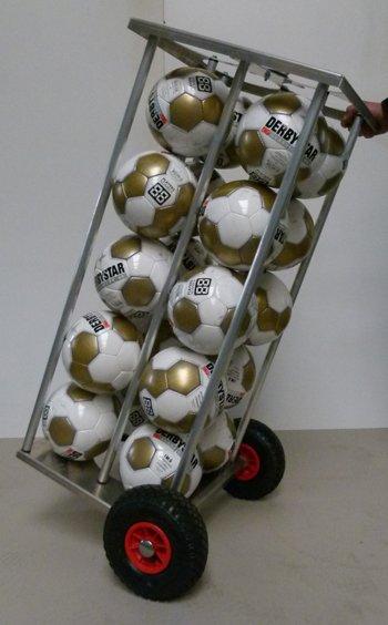 Taktisport Aluminium léger Ballenwagen