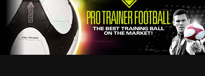 Diamond Football Trainingsbal Pro Trainer