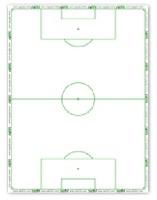 Taktifol Taktifol Voetbalfolie