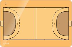 Taktiekbord  Basketbal