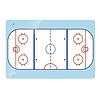 Taktiekbord  Ijshockey  in 4 maten