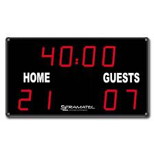 Taktisport Scorebord Voetbal FRB met periode