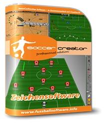 Soccer Creator Professional Tekenprogramma