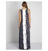 NÜ Denmark Maxi jurk met Print