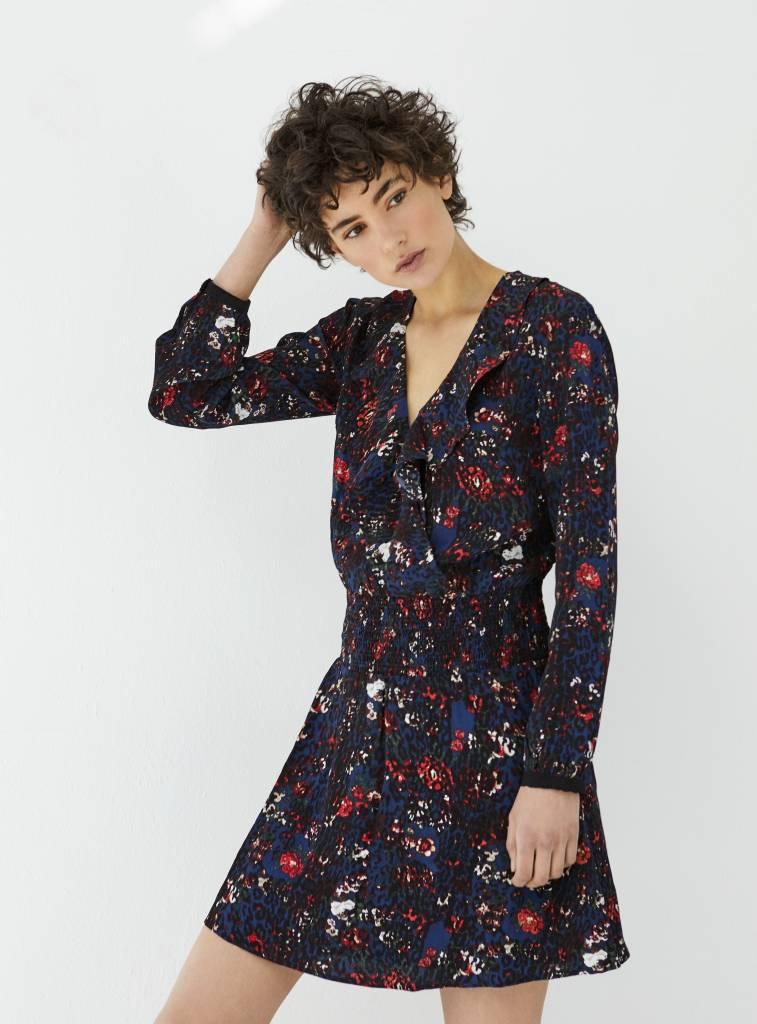 b758b37685bf29 Alix the label - Flowly flower dress - Hippe jurken online -
