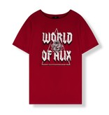 Alix The Label Boxy t-shirt (Red)