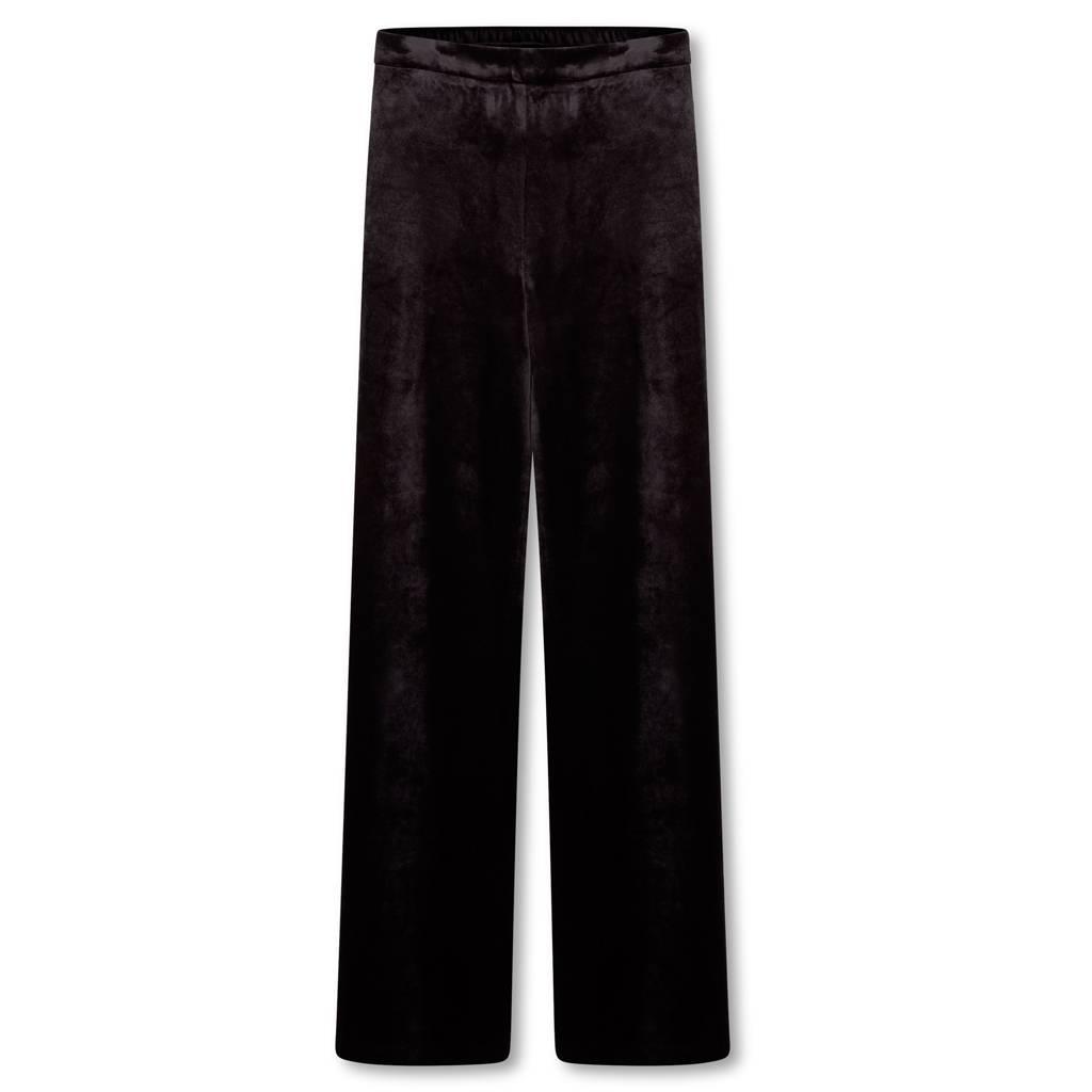 Alix The Label Animal satin pants - Copy