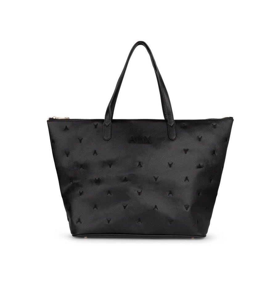 Alix The Label Bull shopper (zwart)