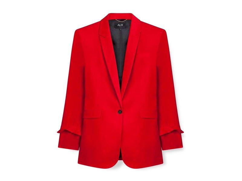 Alix The Label Stretch blazer
