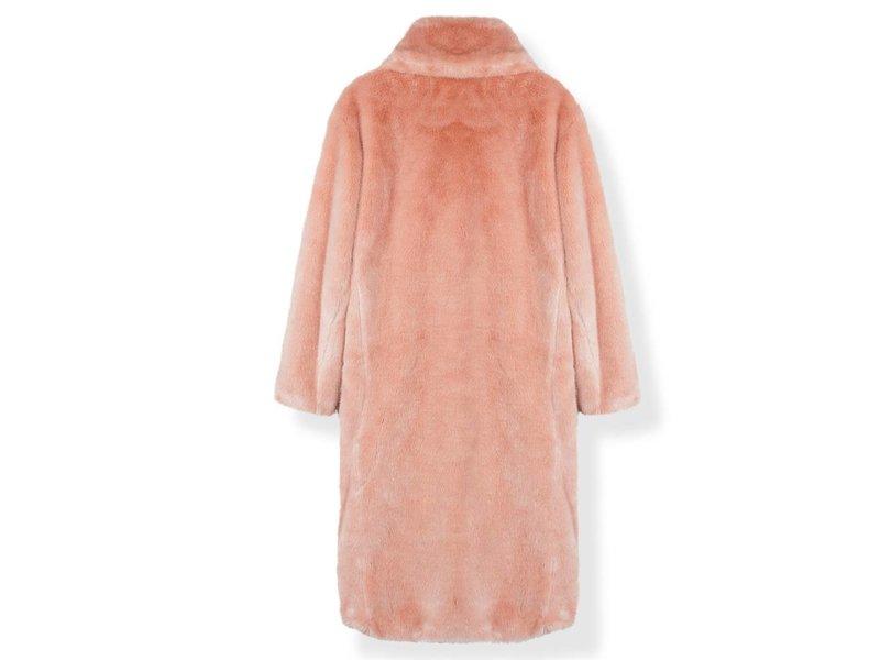 Alix The Label Oversized fur coat