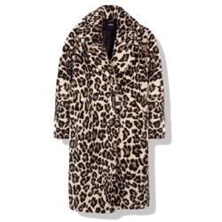 Animal teddy coat Alix the label kopen