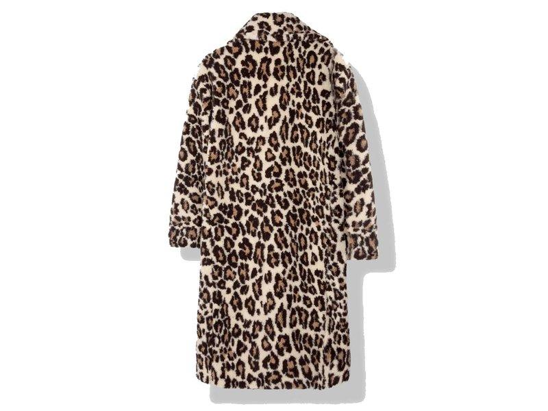 Alix The Label Animal teddy coat
