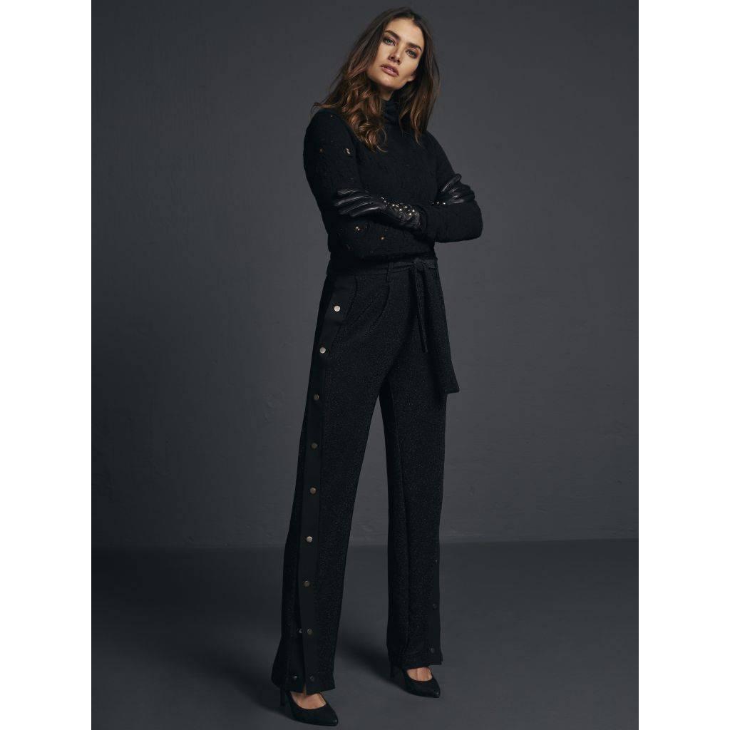 NÜ Denmark Lurex trousers