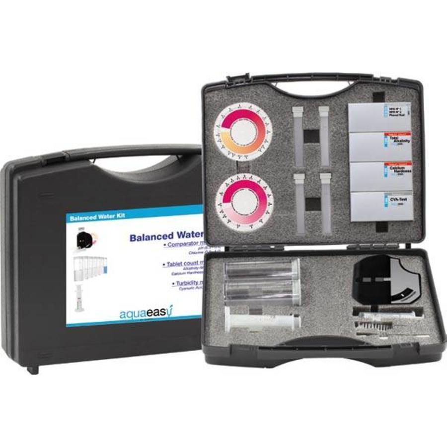 Aqua Easy testkoffer voor het meten van de waterbalans-1