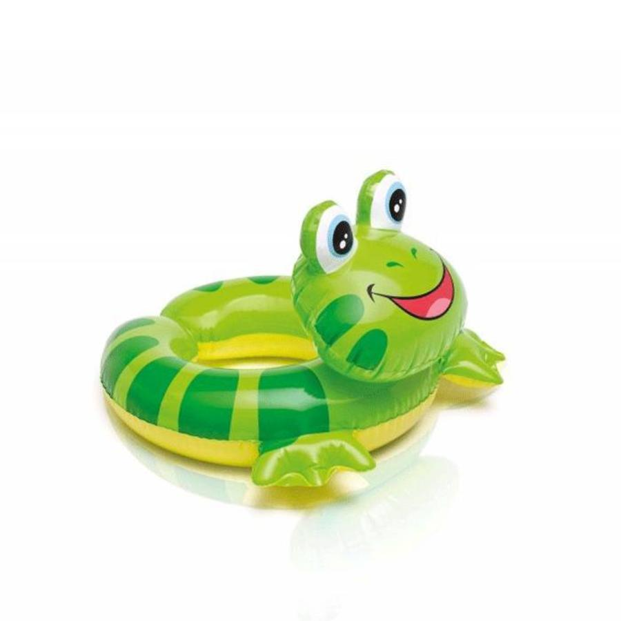 Intex opblaasbare zwemband kikker-4