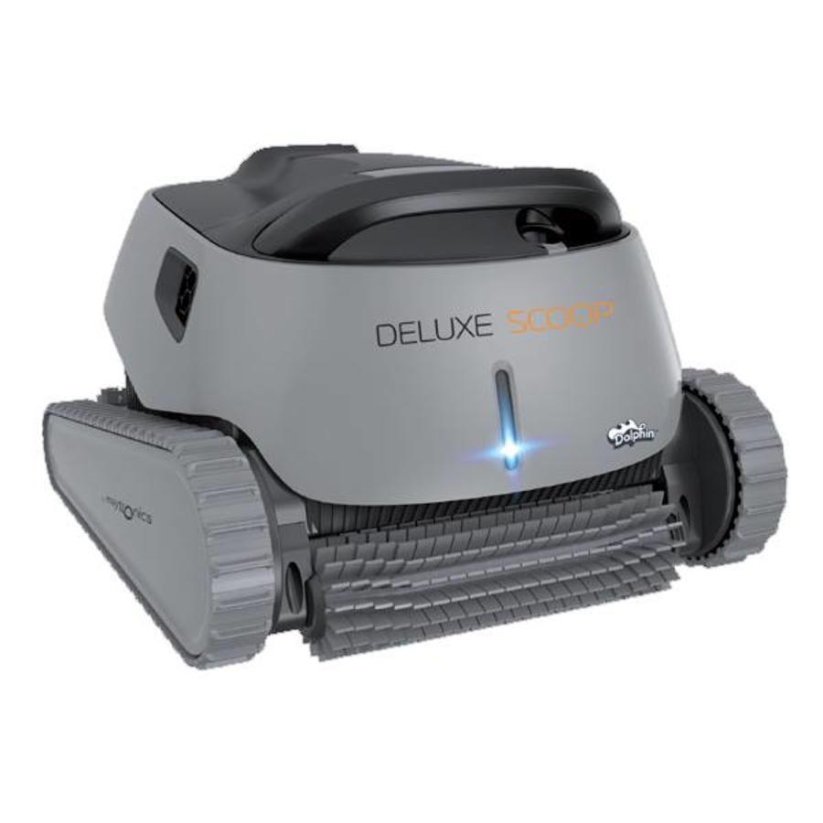 Dolphin Scoop DeLuxe zwembadrobot-1
