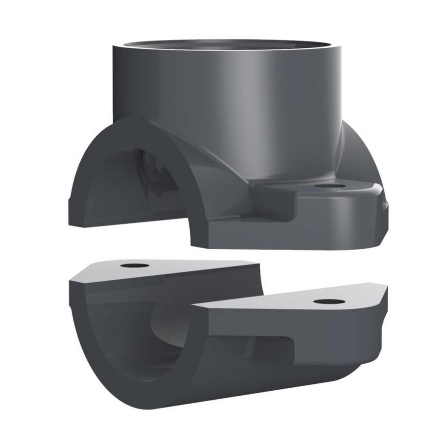 Blue Connnect Fit 50 klemzadel (50mm)-2