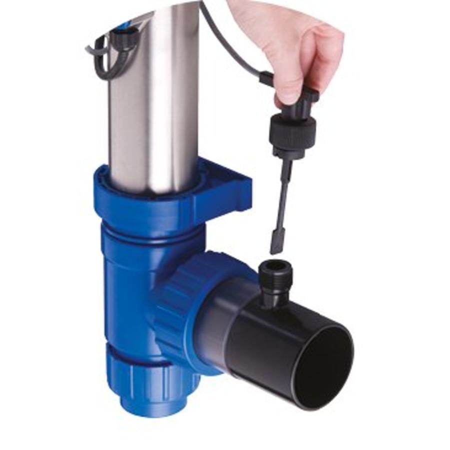 Blue Lagoon UV-C timer 130 watt (Amalgaam) met flowswitch-3