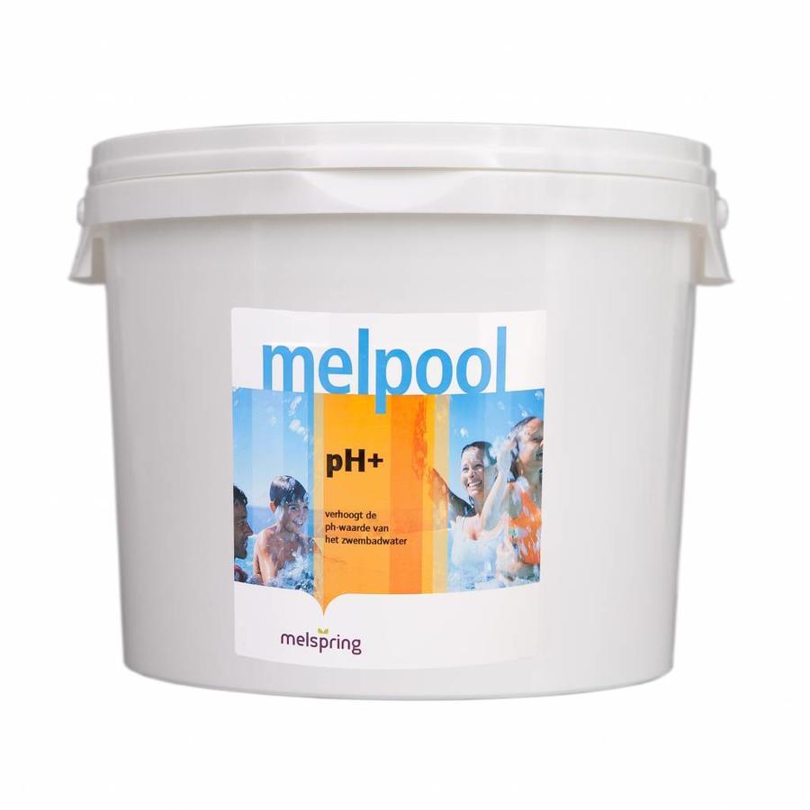 Melpool PH verhoger 5 KG-1