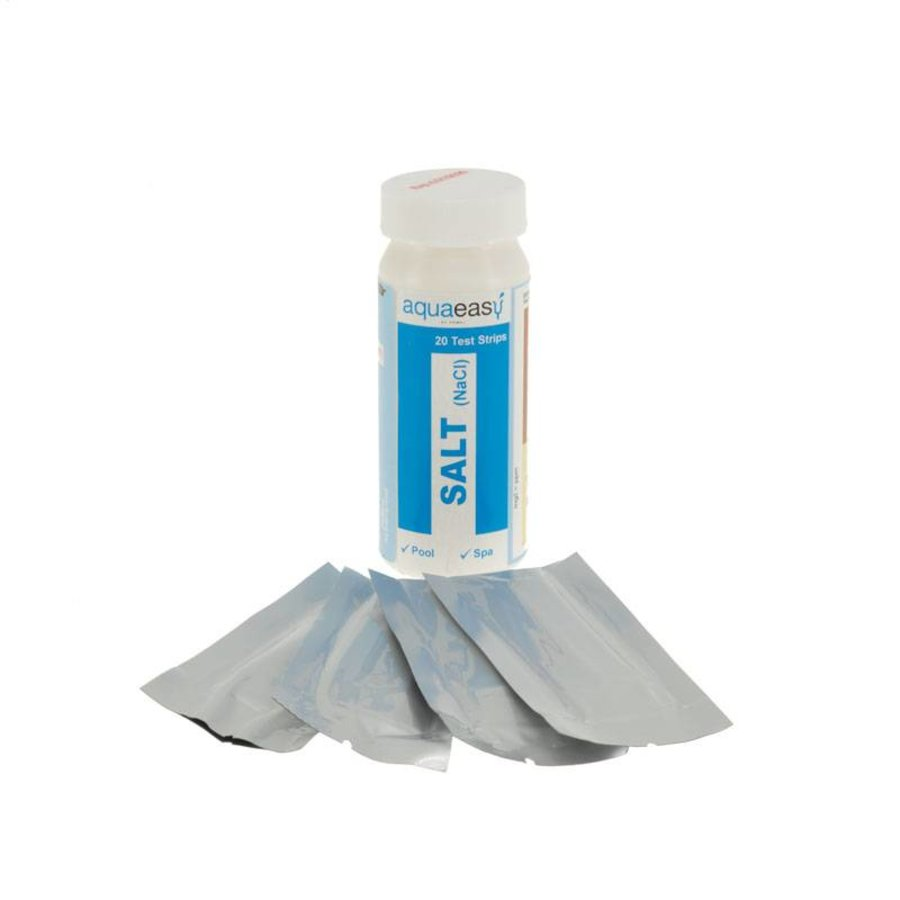 Aqua Easy Teststrips Zout-2