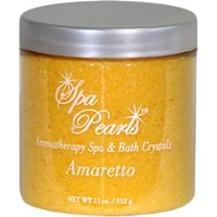 thumb-InSPAration Spa Pearls - Amaretto-1