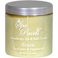 thumb-InSPAration Spa Pearls - Renew (Eucalyptus & Peppermint)-1