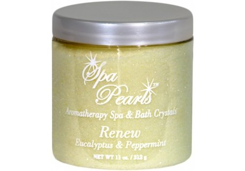 InSPAration Spa Pearls - Renew (Eucalyptus & Peppermint)