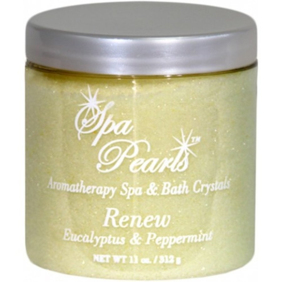 InSPAration Spa Pearls - Renew (Eucalyptus & Peppermint)-1