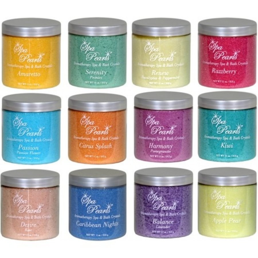 InSPAration Spa Pearls - Apple Pear-2