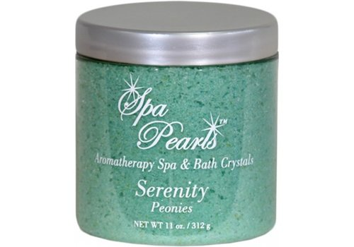 InSPAration Spa Pearls - Serenity (Peonies)