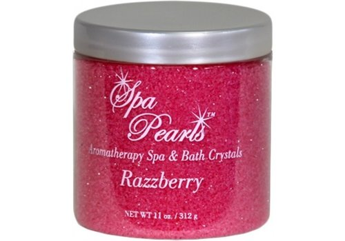 InSPAration Spa Pearls - Razzberry