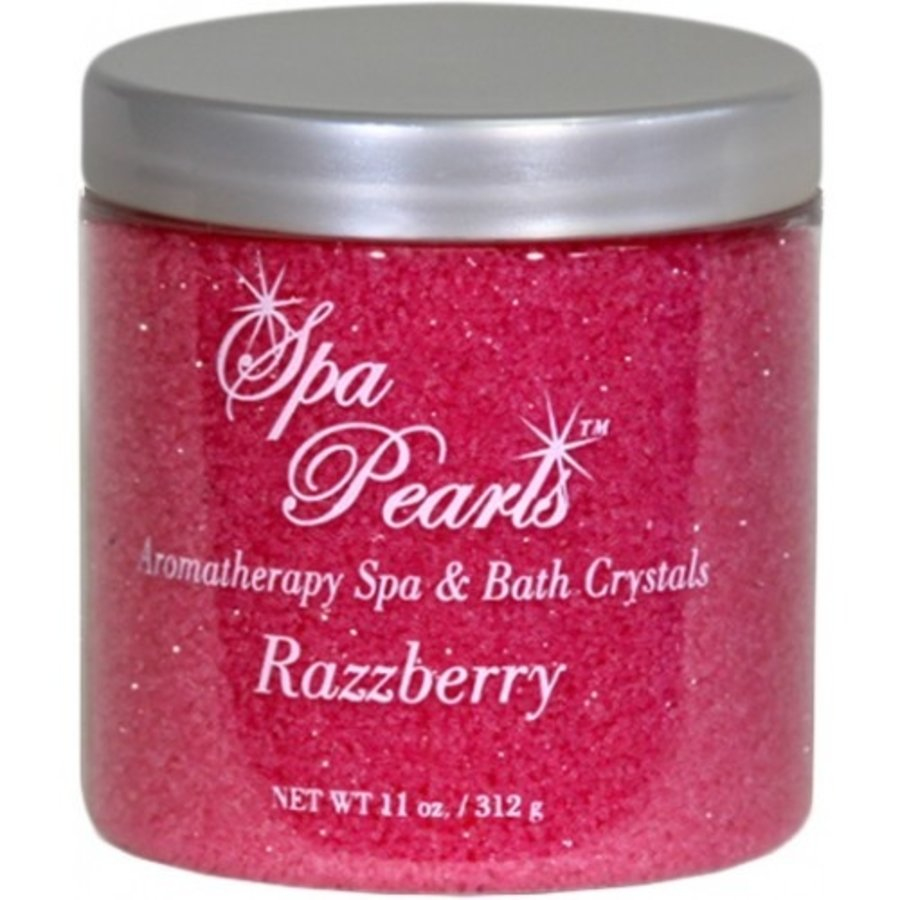 InSPAration Spa Pearls - Razzberry-1