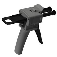 Mixer Gun