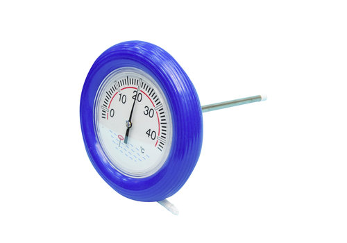 Thermometer reddingsboei