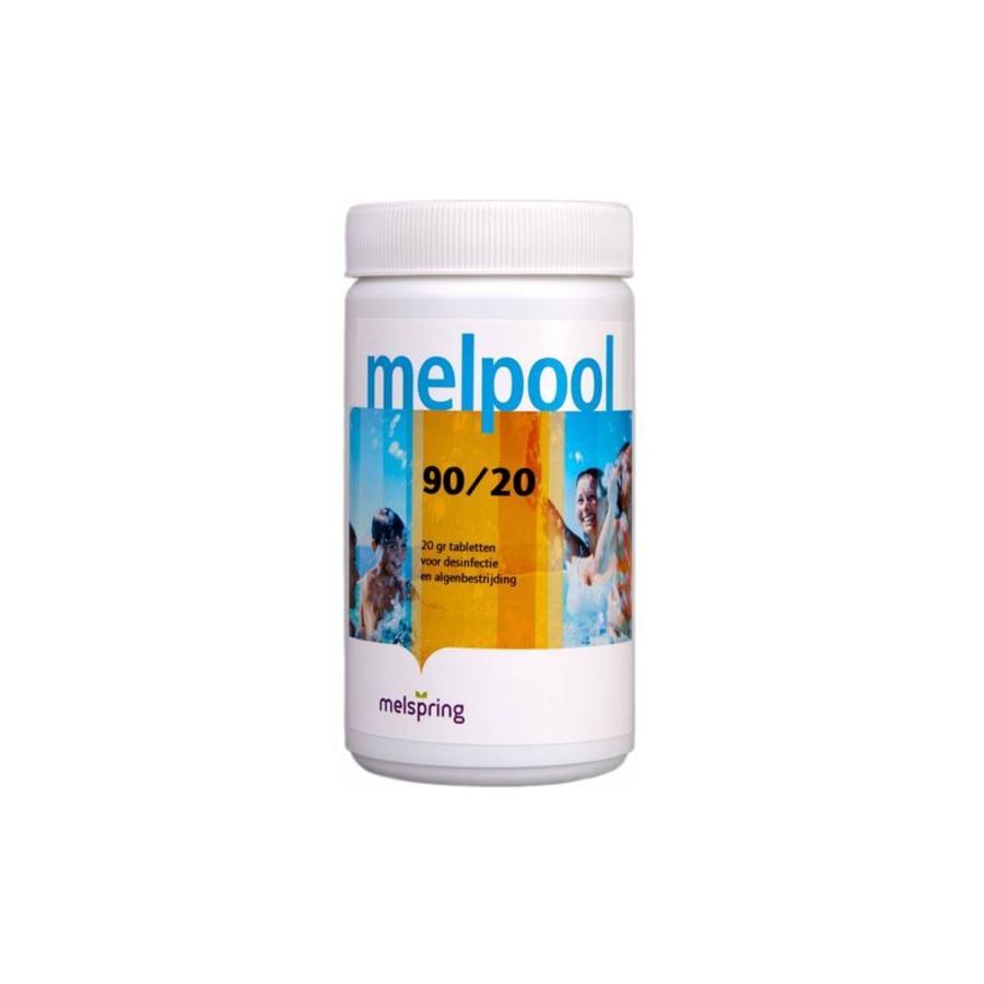 Melpool Chloortabletten 90/20 1 KG-1