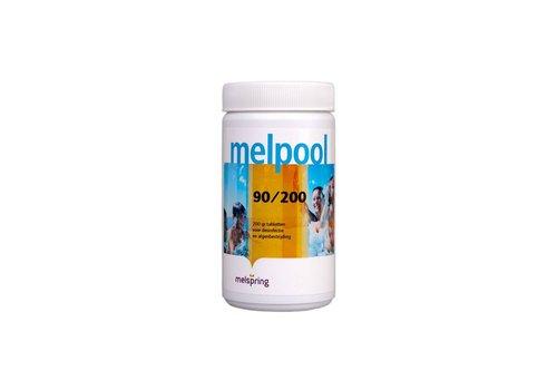 Melpool Chloortabletten 200g 1KG